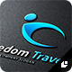 Freedom Travel  - GraphicRiver Item for Sale