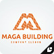 Maga Building Logo - GraphicRiver Item for Sale