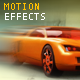 Fast Motion Effects (PS Actions) - GraphicRiver Item for Sale