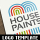 House Paints / House Repairs Logo - GraphicRiver Item for Sale