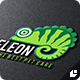 Chameleon Logo - GraphicRiver Item for Sale