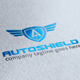 Auto Shield Logo Letter A - GraphicRiver Item for Sale