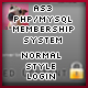 AS3 / PHP / MySQL Membership System (Normal Style Login) - ActiveDen Item for Sale