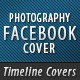 Clean Photography Facebook Timeline Cover - GraphicRiver Item for Sale