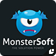 Monster Soft Logo - GraphicRiver Item for Sale