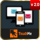 Touch Me - Responsive Email Templates  - ThemeForest Item for Sale