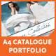 A4 Catalogue / Portfolio - GraphicRiver Item for Sale