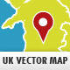 UK Vector Map - GraphicRiver Item for Sale