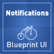 BlueprintUI Notifications System - CodeCanyon Item for Sale