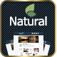Natural : E-mail Template Design Vol 5 - GraphicRiver Item for Sale