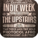 Indie Typography Flyer/Poster - GraphicRiver Item for Sale