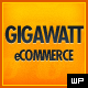Gigawatt - eCommerce WordPress Theme - ThemeForest Item for Sale