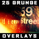 25 Grunge Overlays - VideoHive Item for Sale