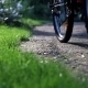 Riding a Bicycle Slow Motion - VideoHive Item for Sale