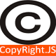 CopyRight.js Plugin - CodeCanyon Item for Sale