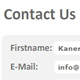 Flash PHP Contact Form - ActiveDen Item for Sale