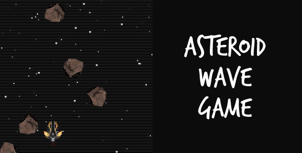 ActiveDen Asteroid Wave Game 246135