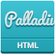 Palladium - Creative Responsive Portfolio - ThemeForest Item for Sale