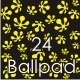 24 Ballpad Pattern Swatches - GraphicRiver Item for Sale