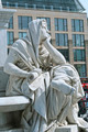 Allegory of Philosophy of Schiller Monument in Berlin - PhotoDune Item for Sale