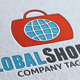 Global Shopping Logo - GraphicRiver Item for Sale