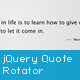 jQuery Responsive Quote Rotator - CodeCanyon Item for Sale
