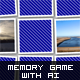 Memory Game with AI - ActiveDen Item for Sale