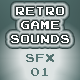 Retro Game Sounds SFX 01