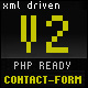 PHP Driven Contact Form - ActiveDen Item for Sale