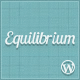 Equilibrium: Clean and Modern WP Portfolio Theme - ThemeForest Item for Sale