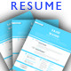 Smart Resume  - GraphicRiver Item for Sale