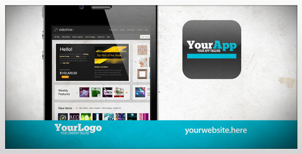 After Effects Project - VideoHive Appify 1.0 Promote Your App 508849