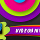 Funky colorful Lower third & Bridge - VideoHive Item for Sale