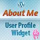 User Profile Widget for WordPress