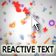 Reactive Text XML - ActiveDen Item for Sale