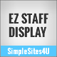 EZ Staff Display and Management - CodeCanyon Item for Sale