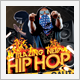 Blazing New Hip Hop CD Cover - GraphicRiver Item for Sale