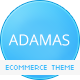 Adamas - Responsive WooCommerce Shop - ThemeForest Item for Sale