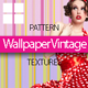 Wallpaper Vintage Patterns - GraphicRiver Item for Sale