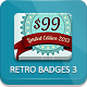Retro Vintage Badges - Part 3 - GraphicRiver Item for Sale