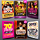 Flyer Bundle v3 - GraphicRiver Item for Sale