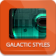 Galactic Photoshop Styles - GraphicRiver Item for Sale