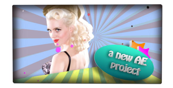 After Effects Project - VideoHive Lollipop 513456