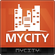 MyCity Logo Template - GraphicRiver Item for Sale