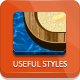 Useful Photoshop Styles Mix - GraphicRiver Item for Sale