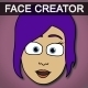 Cartoon Character Creator / Animator (Female Head) - VideoHive Item for Sale