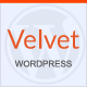 Velvet: Clean, Responsive WordPress Theme - ThemeForest Item for Sale
