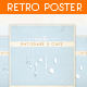 Retro Poster Template - GraphicRiver Item for Sale