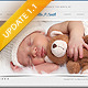 Baby - Site Template - ThemeForest Item for Sale