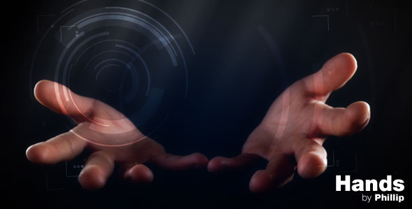 After Effects Project - VideoHive Hands 516895